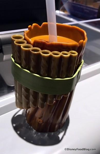 Na'vi Flute Cup