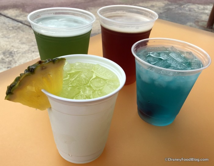 Satu'li Canteen Beverages