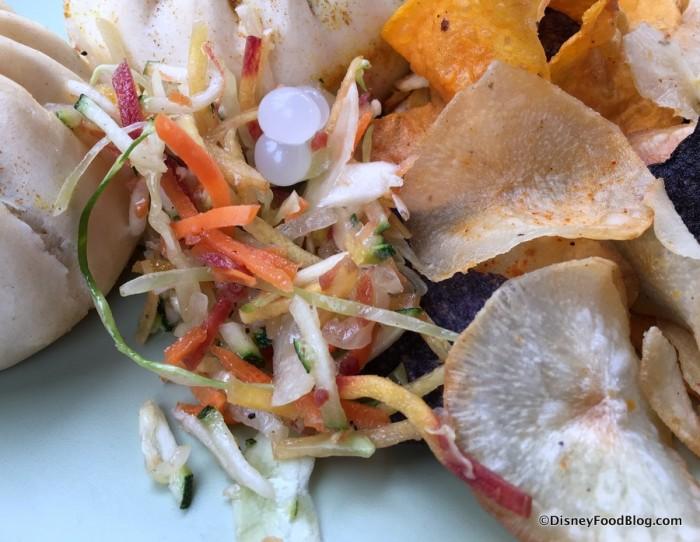 Crunchy Vegetable Slaw
