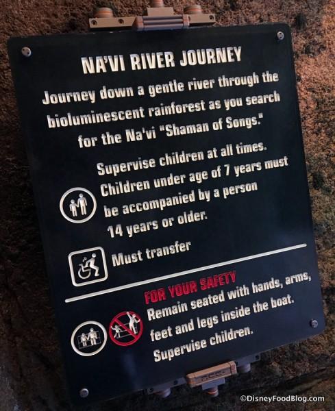 Na'vi River Journey story