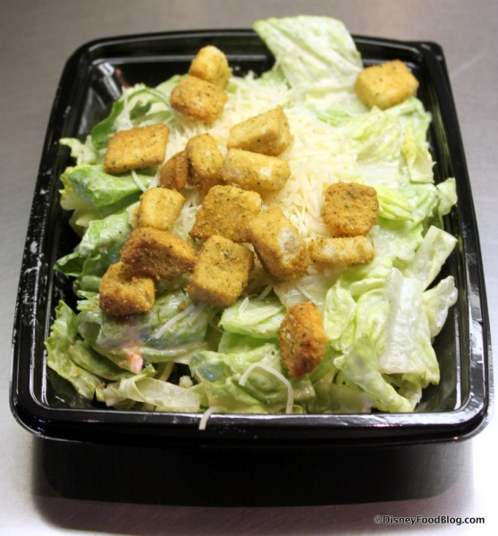 Redd Rockett's Celestial Caesar Salad