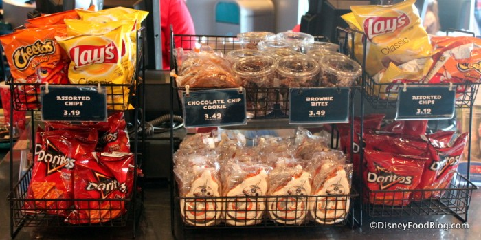 Pizza Port Grab and Go Sweets
