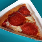 Disney Restaurant Review: Redd Rockett's Pizza Port in Disneyland
