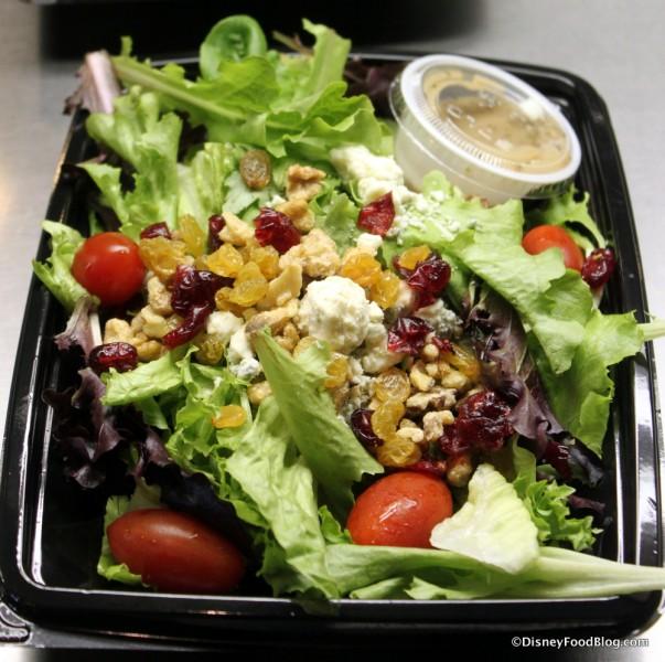 Starfield of Greens Salad
