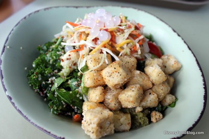Satu'li Bowl with Tofu