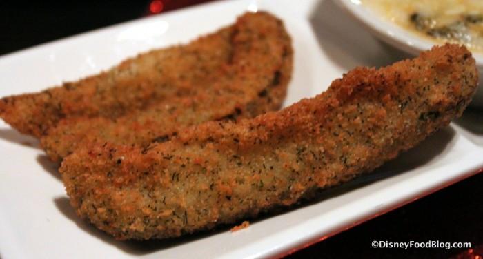 Sci-Fi Fried Pickles