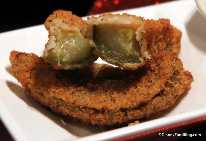 Sci-Fi Fried Dill Pickles