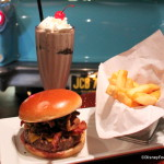 Review: New Menu at Sci-Fi Dine-In Theater Restaurant in Disney's Hollywood Studios