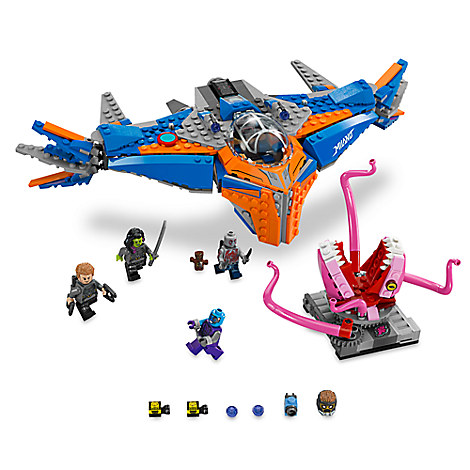 The Milano vs. The Abilisk Playset by LEGO