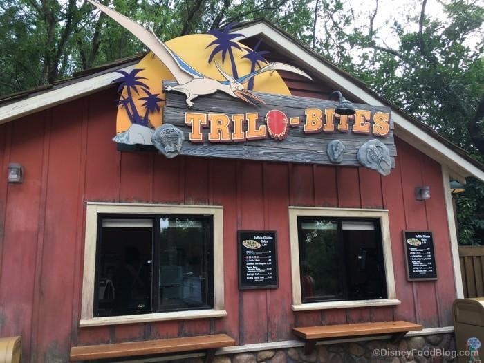 Trilo-Bites Exterior