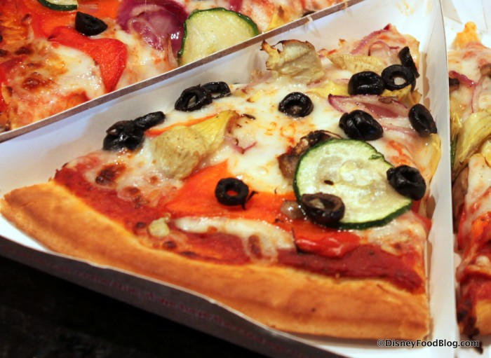 Venus Vegetarian Pizza