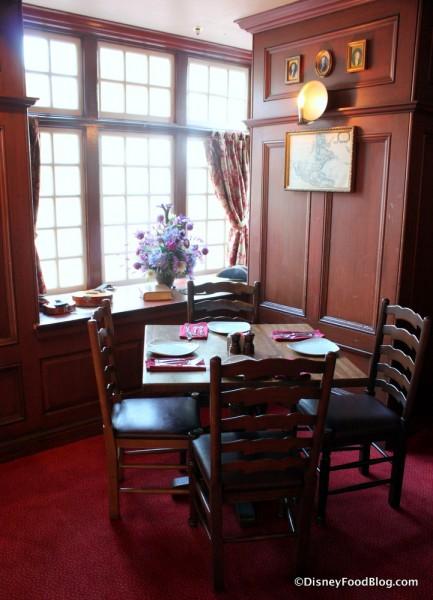Inside Liberty Tree Tavern