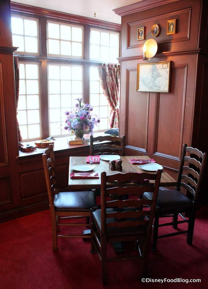 Review Dinner At Liberty Tree Tavern In Disney World S