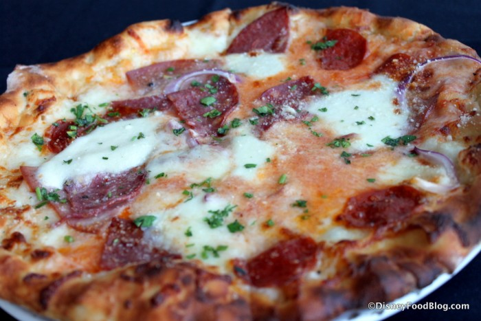 Italian Meats Pizza