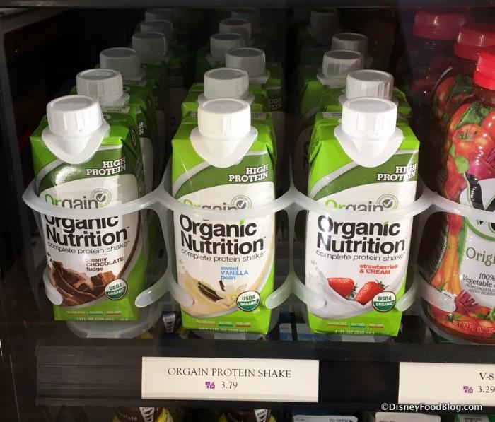 Organic Protein Shakes