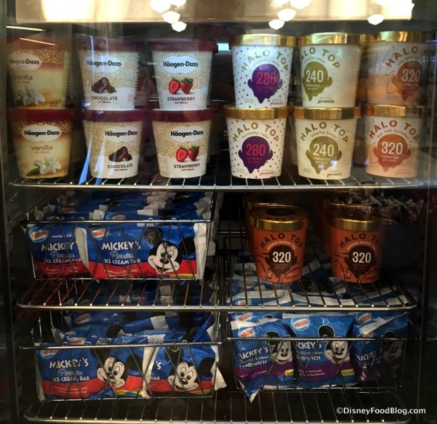 Ice Cream Novelties
