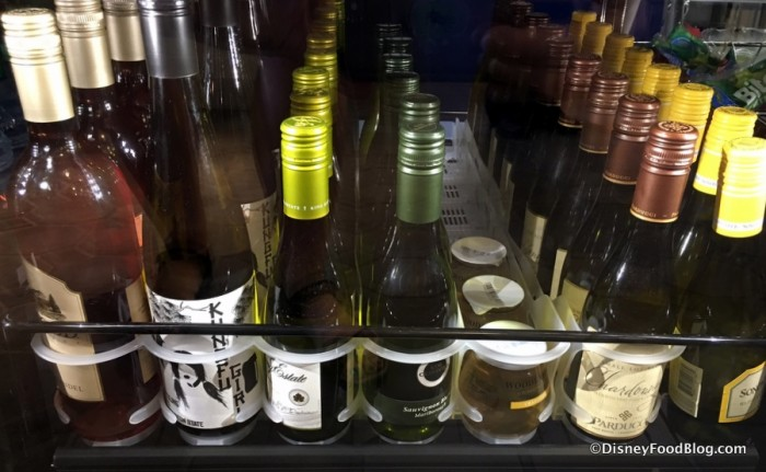 Chilled White Wines