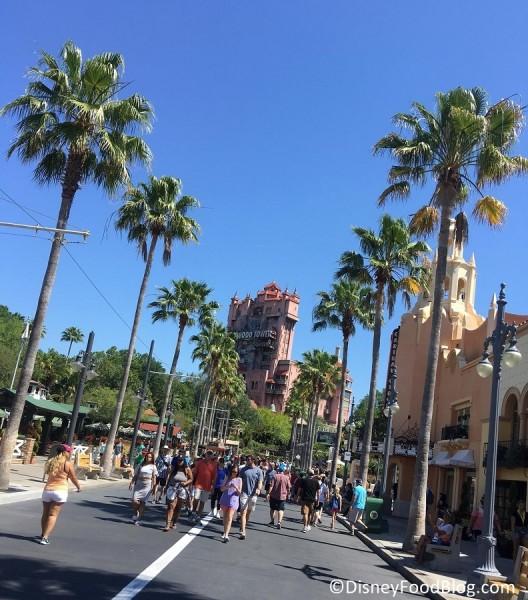 Hooray for Hollywood Studios!