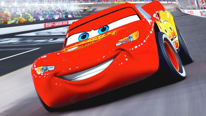 Lightning McQueen is Back!!