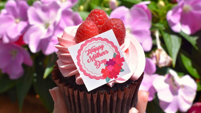 A sweet treat just for Mom! ©Disney