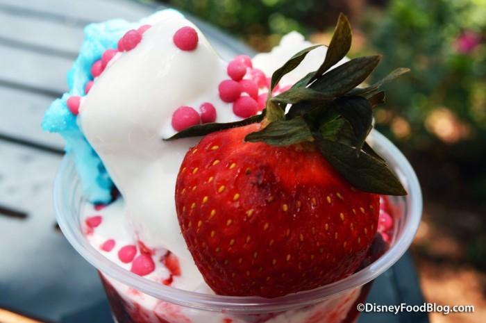 Strawberry Topper
