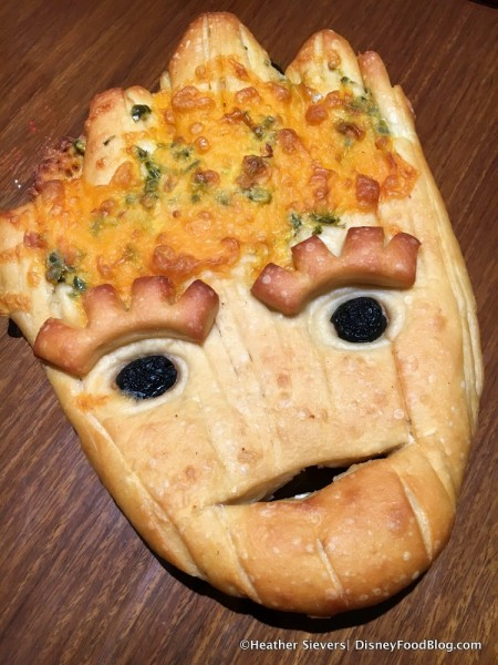 Jalapeno Groot Bread from Cosmic Canteen