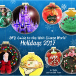 It's TIME! Pre-Order the 2017 DFB Guide to the Walt Disney World Holidays!
