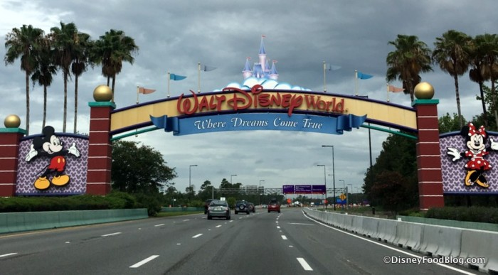 Welcome to Walt Disney World... OR is it Disneyland for you?