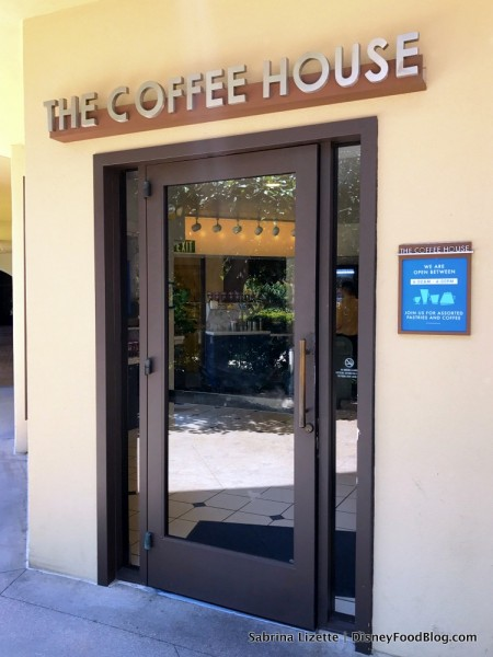 Disneyland Hotel Coffee House