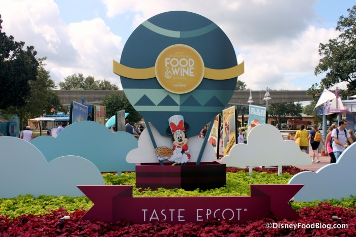 """Taste Epcot"""