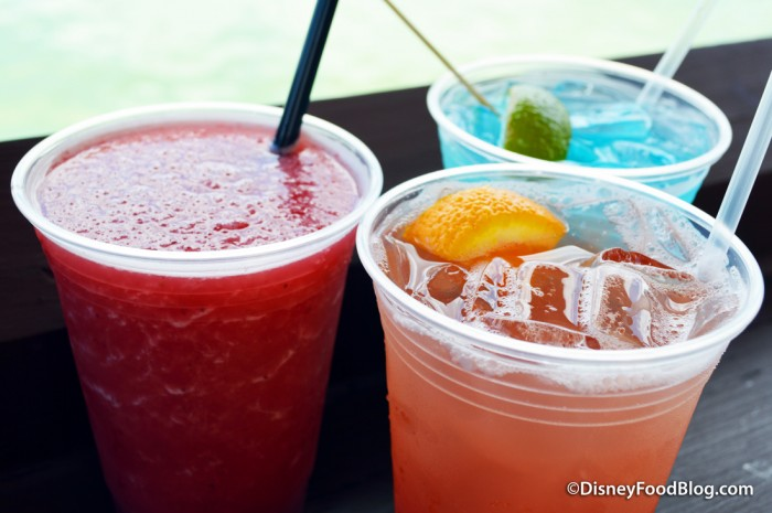 Drinky Drinks from Dockside