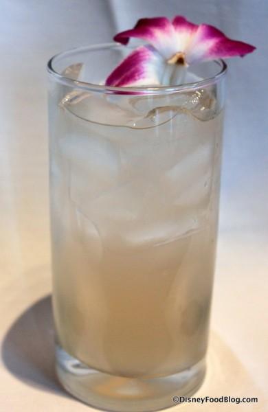 Lavender Coco Lemonade