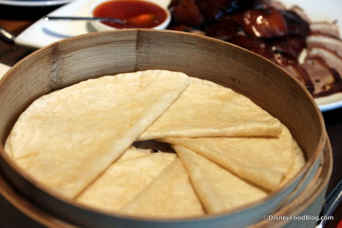 Pancakes for Peking Duck