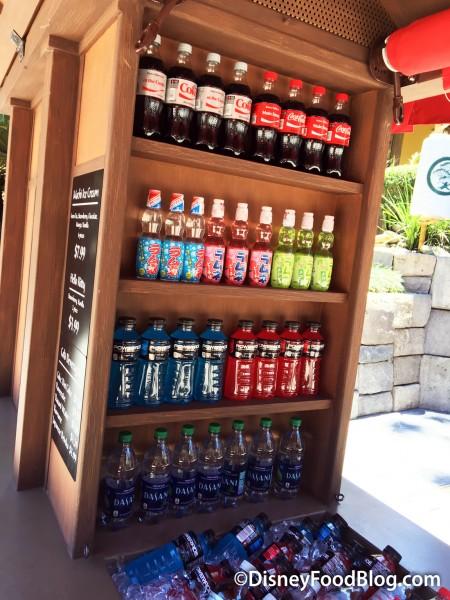 Beverage Options
