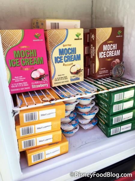Grab-and-Go Mochi Ice Cream