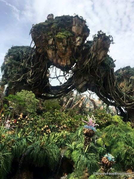 Pandora -- The World of AVATAR