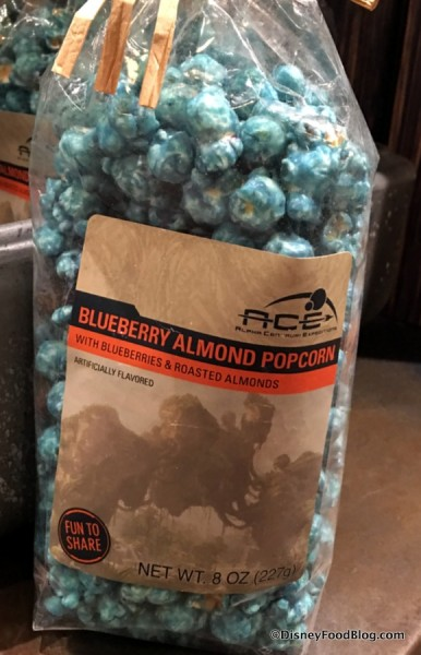 Blueberry Almond Pandora Popcorn