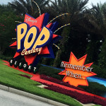 Spotted: Pop Century Resort Shop Stop ATM!