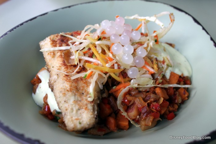 Satu'li Canteen Fish Bowl
