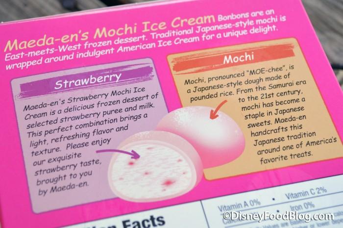 Mochi Packaging
