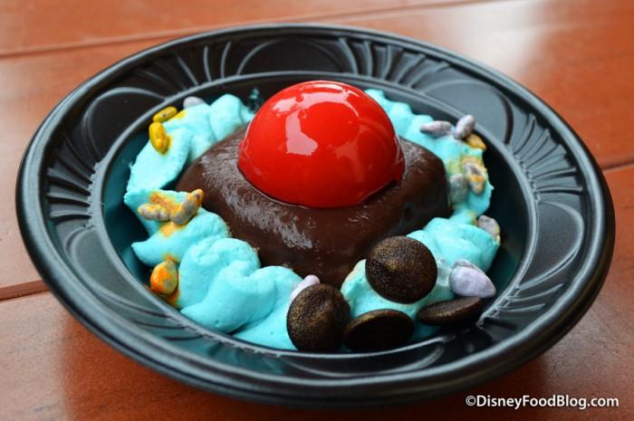 Tortuga Island Dessert