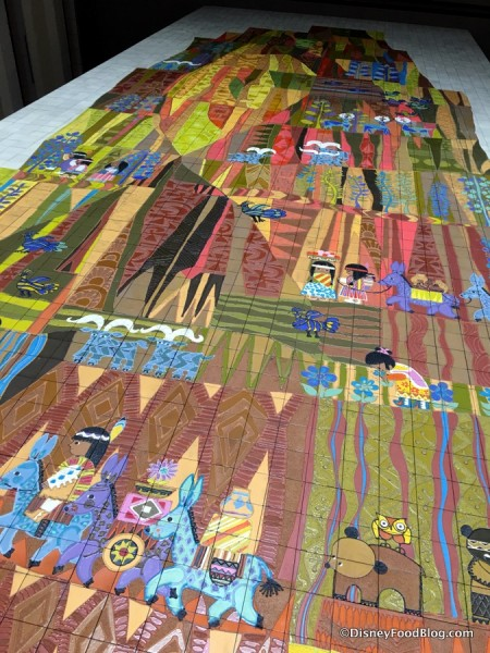 Mary Blair Mosaic