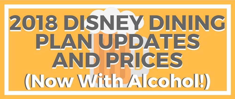 News Disney World Annual Passholders Increased Dining