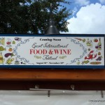News! Epcot Food and Wine Festival Booths Going UP!