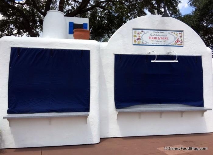Greece Booth