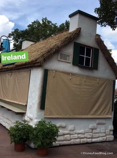 Ireland Booth