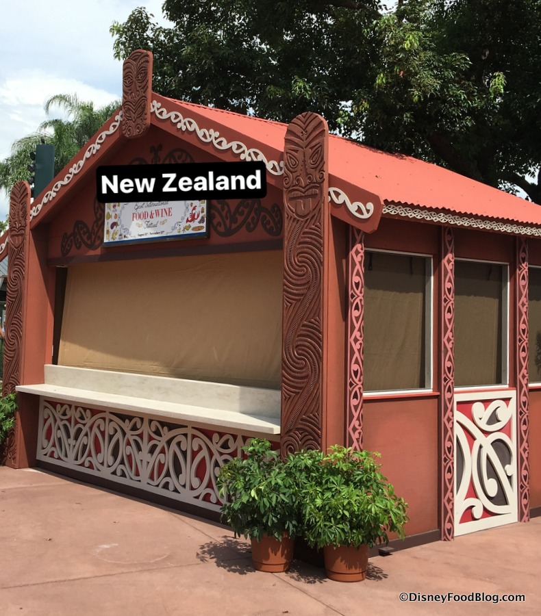 Outdoor Kitchen New Zealand: News! Epcot Food And Wine Festival Booths Going UP!