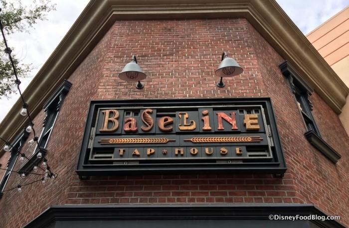 BaseLine Tap House
