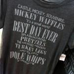 Spotted: Super Fun T-Shirts Celebrating Disney Snacks