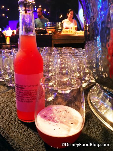 Schofferhofer Hefeweizen Pomegranate Beer